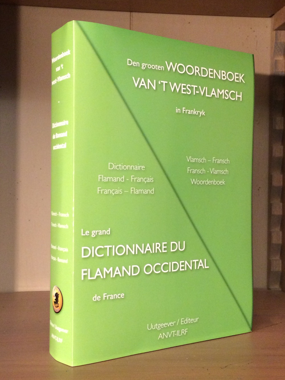 Dictionnaire du flamand occidental - Woordenboek van 't West-Vlamsch